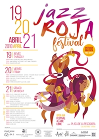 Jazz Roja Cartel 2018
