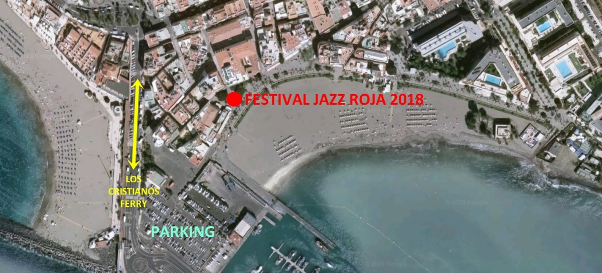 Jazz Roja 2018 - Location
